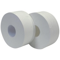 Puregiene Select Everyday Jumbo Roll Toilet Tissue 2ply 300m Ctn/8