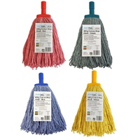 CLEANMAX CONTRACTOR 400G COTTON MOP HEAD COMMERCIAL CLEANING
