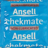 Lifestyles Checkmate Non-lubricated Condoms Pkt/144