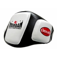 Morgan V2 Professional Jumbo Belly Pad [White]