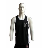 MORGAN CROSS FUNCTIONAL FITNESS WORKOUT SINGLET
