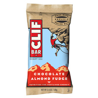 CLIF BAR Choc Almond Fudge EA
