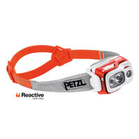 PETZL Swift RL 900 Lumans Headlamp