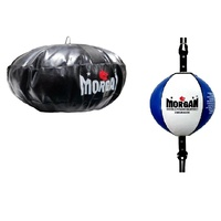 "MORGAN 8"" Endurance  Floor TO Ceiling Ball + Floor Anchor Point"