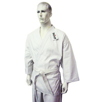 DRAGON KARATE UNIFORM GI (8oz) WHITE