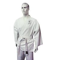 YAMASAKI PRO WHITE KARATE UNIFORM (10oz)