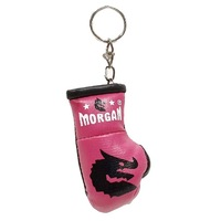 Morgan Mini Glove Key Ring[Pink]