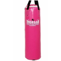 Morgan Skinny Ladies Punch Bag (Empty & Foam Lined Option Available) [Rag Filled]