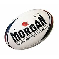 Morgan Match 4-Ply Rugby League Ball[Snr]
