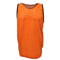 Morgan Sports Training Singlet[Jnr Fluro Orange]