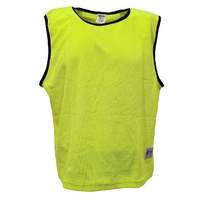 Morgan Sports Training Singlet[Jnr Fluro Yellow]