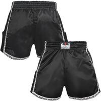 Morgan Retro Muay Thai Shorts [X Large]