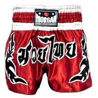 Morgan Kick Boxing Shorts - Full Force