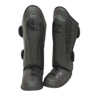 Morgan B2 Bomber Leather Sparring SHIN & INSTEP