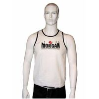 Morgan Singlet - White[Large]