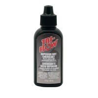 TriFlow Lube Drip Bottle Superior Dry 2oz 59ml bike chain