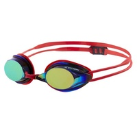 Vorgee Missile Eclipse Metallic Mirror Lens [Colour : Red]