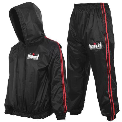 Morgan Sweat Sauna Suit [Large]
