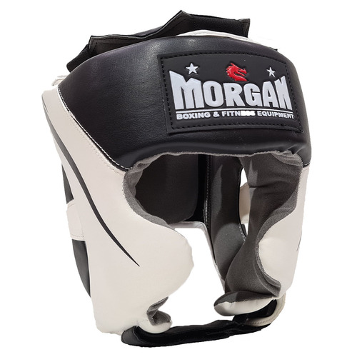 Morgan V2 Full Combat Style Head Guard [Medium]