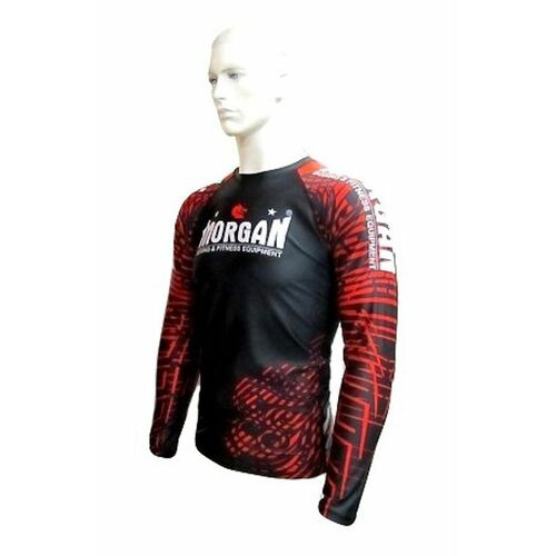 Morgan Sparta Rash Guard [Medium]